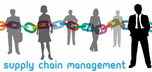Enterprise SCM manager and outsourcing supply chain management b